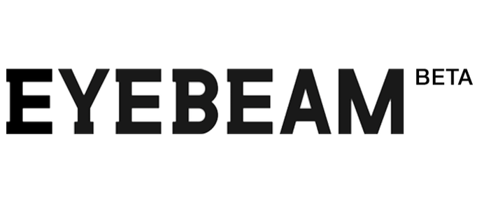 Eyebeam Beta Logo