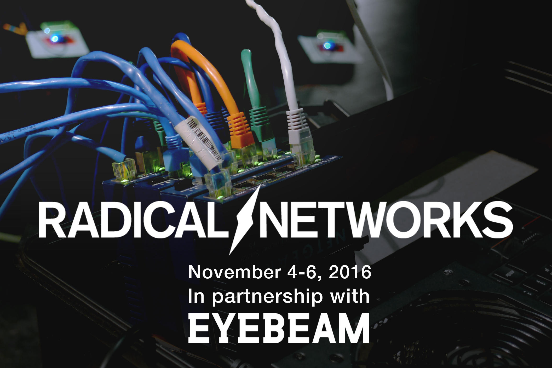 Radical Networks — Conference on DIY Networking