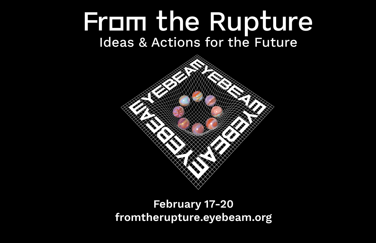 Image result for eyebeam from the rupture